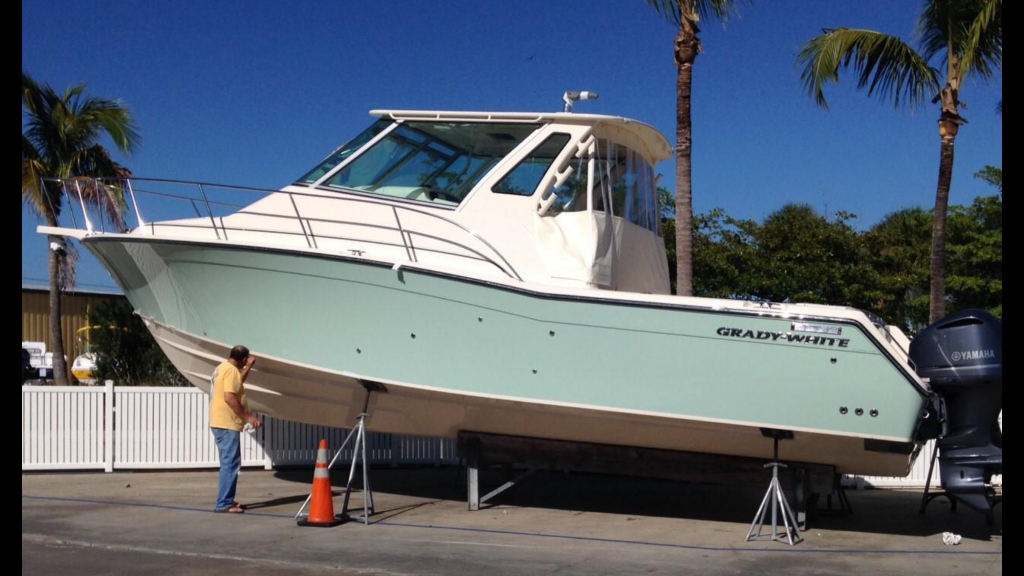 #Boat #Detailing #Boatdetailing #FinishingTouch #Tampabay #Mobiledetailing Mobile Detailing in Tampa Bay Florida for Boats