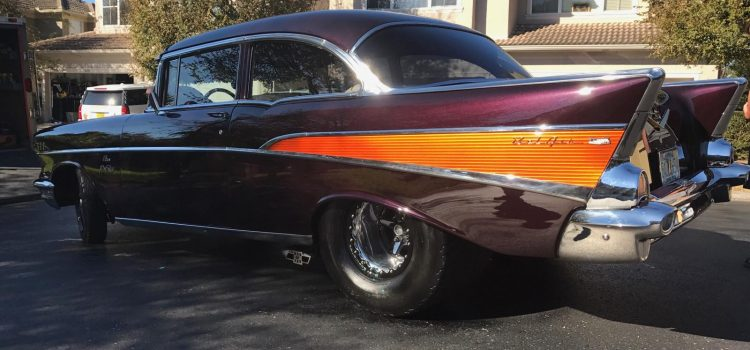 Check out this Sexy Hot Rod Polished by Finishing Touch of Tampa Bay!!!!
